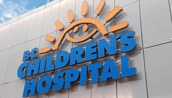 E.B. Horsman Children's Hospitals Support