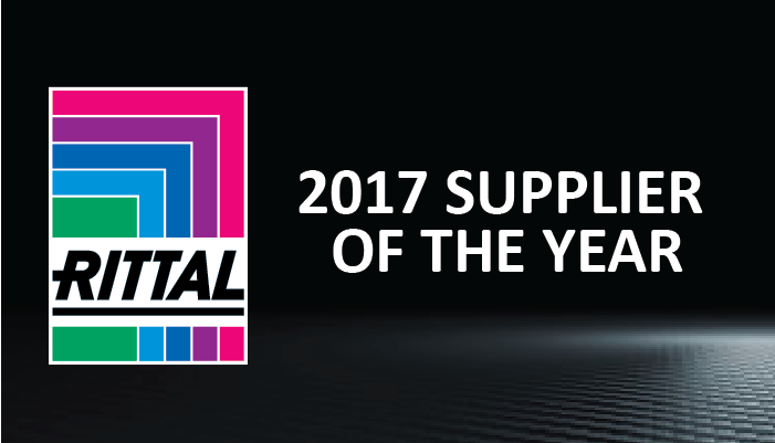 Rittal Supplier of the Year