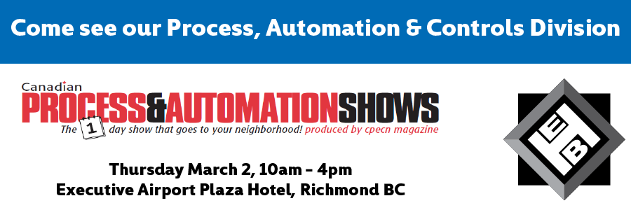 BC Process & Automation Trade Show