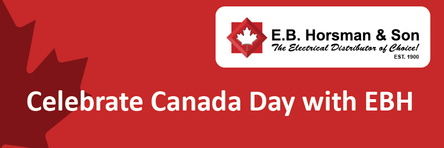 Celebrate Canada with EBH