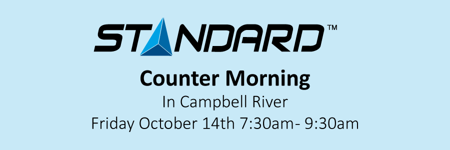 Counter Morning In Campbell River