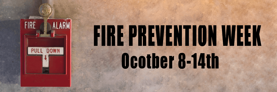 Fire Prevention Week 2017: Plan two ways out