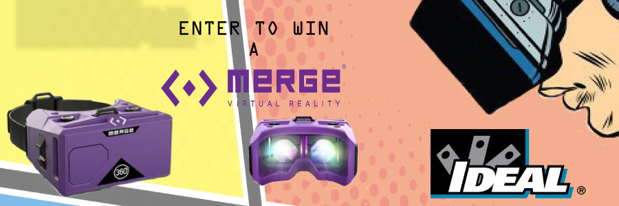 Ideal Merge VR Goggles Promotional