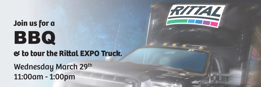 Join us for a BBQ and to tour the Rittal EXPO Truck in Victoria
