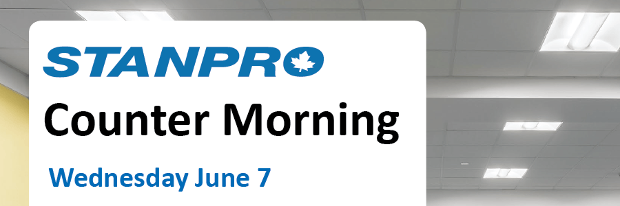 Stanpro Counter Morning in Campbell River
