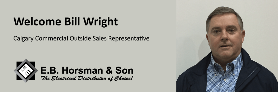 Welcomes Bill Wright
