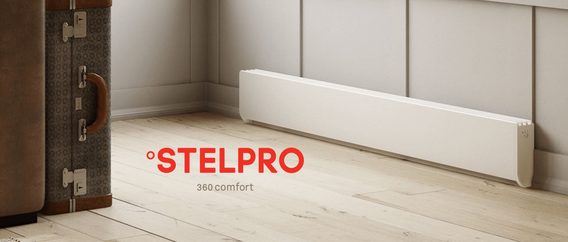 stelpro Bella High-End Baseboard