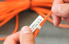 Fiber-Optic Cable Marker