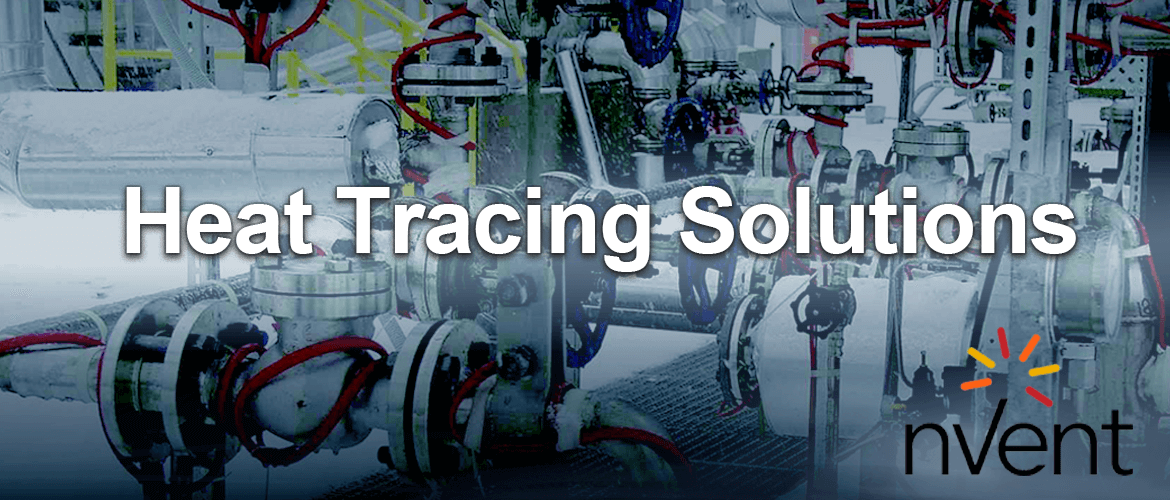 nvent heat tracing industrial Solutions
