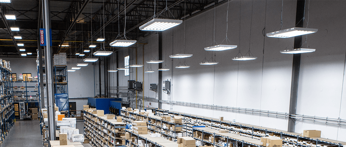 The Evolution of Highbay Lighting