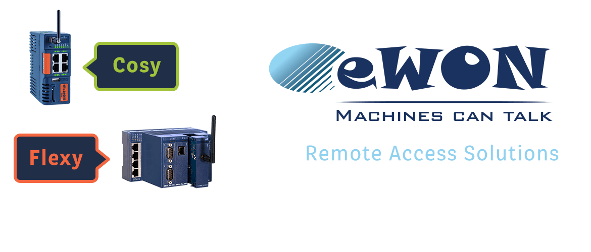 eWON Remote Access Solutions