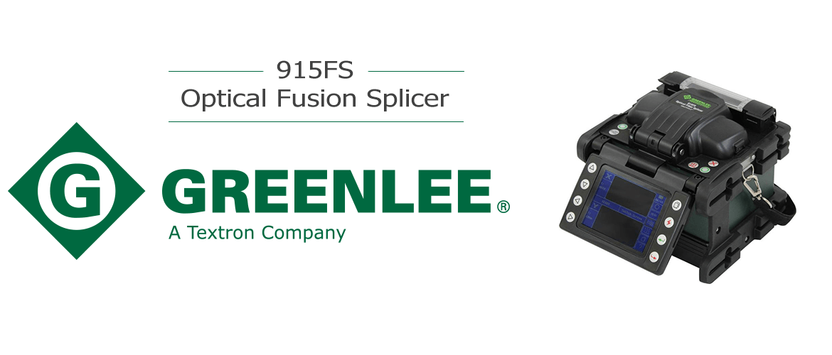 Greenlee 915 Fusion Splicer