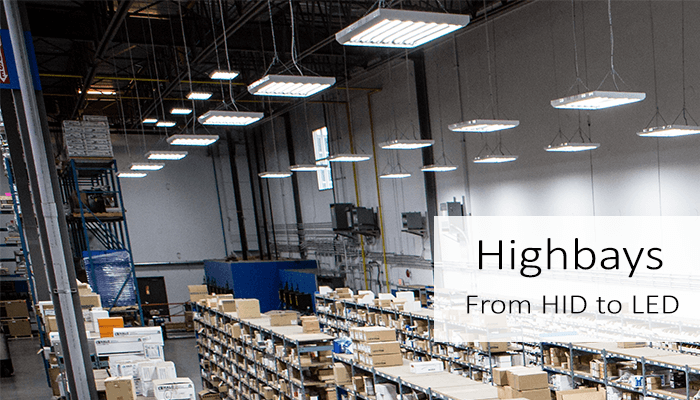 From HID to LED: The Evolution of Highbay Lighting