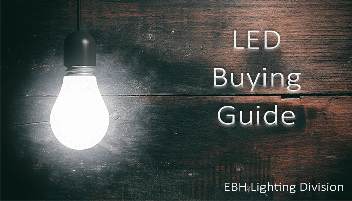 LEd Buying Guide