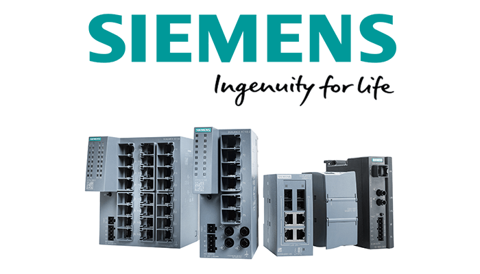 Siemens Scalance Ethernet Switches Family