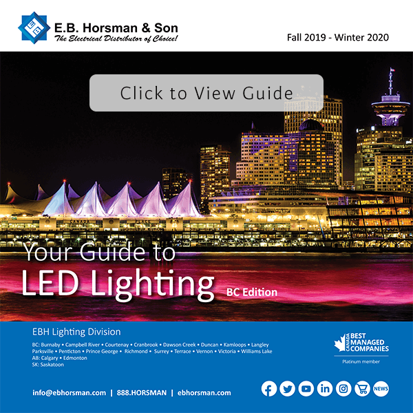 British Columbia LED Lighting Guide