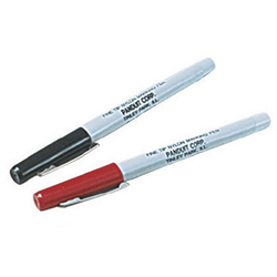Permanent marking pen