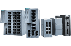 Siemens SCALANCE Unmanaged Ethernet Switches
