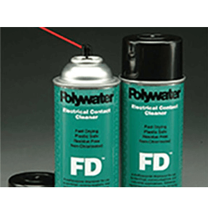 Polywater Type FD Aerosol Cleaner: FD-9