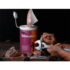 Polywater Grime-AwayCleaning Wipes