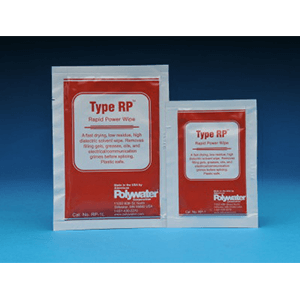 Polywater Type RP™ Fast-Evaporating Cable Cleaner: TR-P63