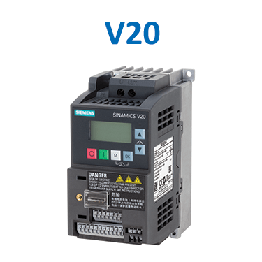 Variable Frequency Drives V20